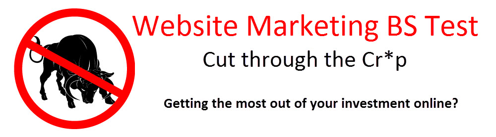 Online Marketing BS Test